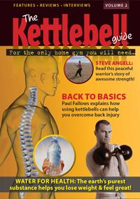 Kettelbell interview Steve Angel issue