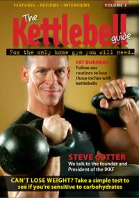 Steve Cotter kettlebell feature