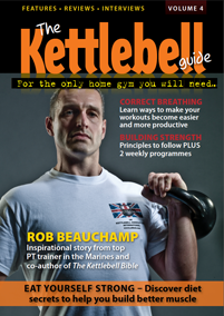 kettlebell training boot camp