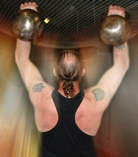 stan pike, godfather of british kettlebells