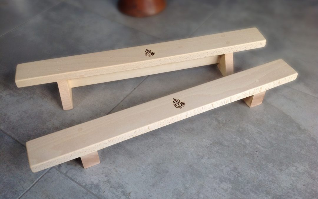 hand made wooden push up boards