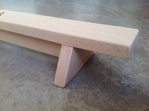 shena craftsman made hardwood push-up board