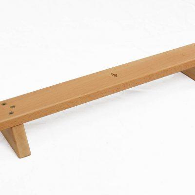 wood shena push-up board