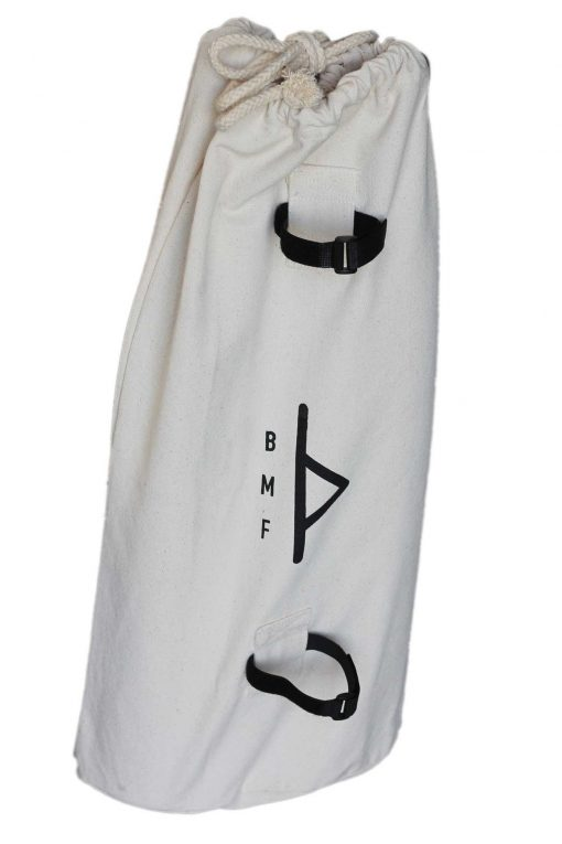 fitness bag with velcro straps for pushup board