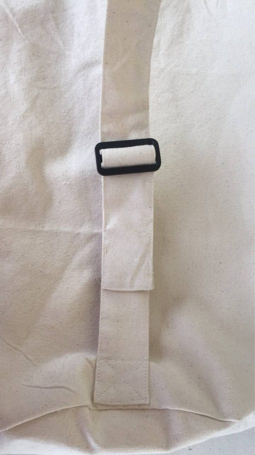 fitness bag shoulder strap buckle