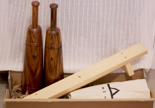 6kg set Persian meels pushup board gift bundle