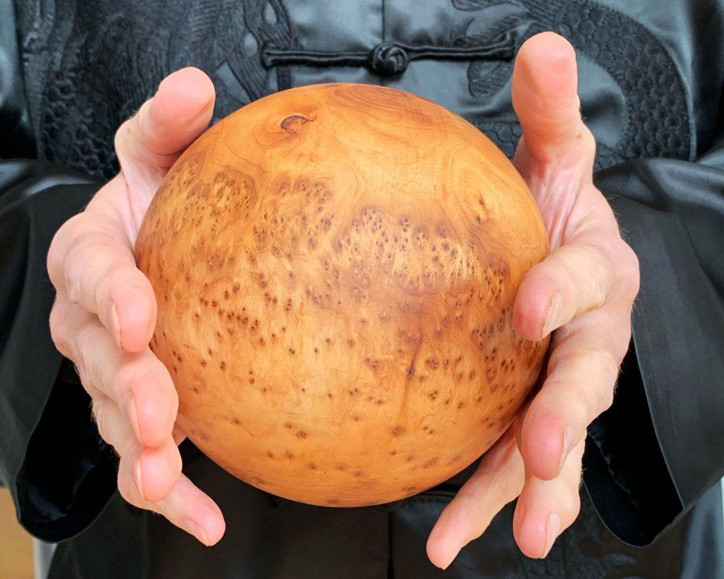 6 inch tai chi ball