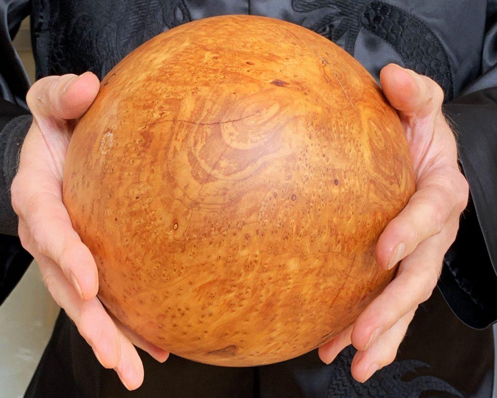 heavy taiji ball