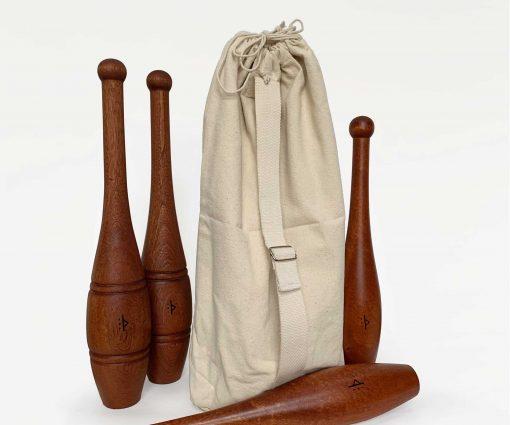 Indian clubs bag