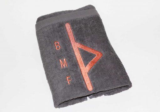 BMF gym towel